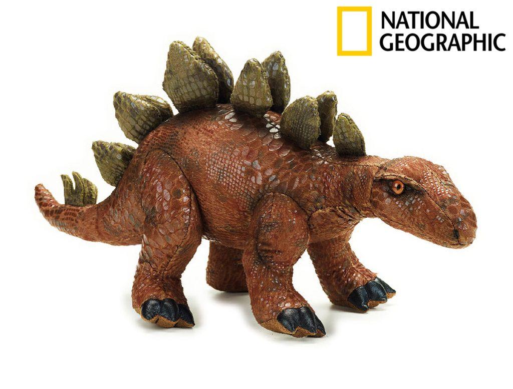 National Geografic Další zvířátka 770782 Stegosaurus 40 cm, National Geographic, W011673