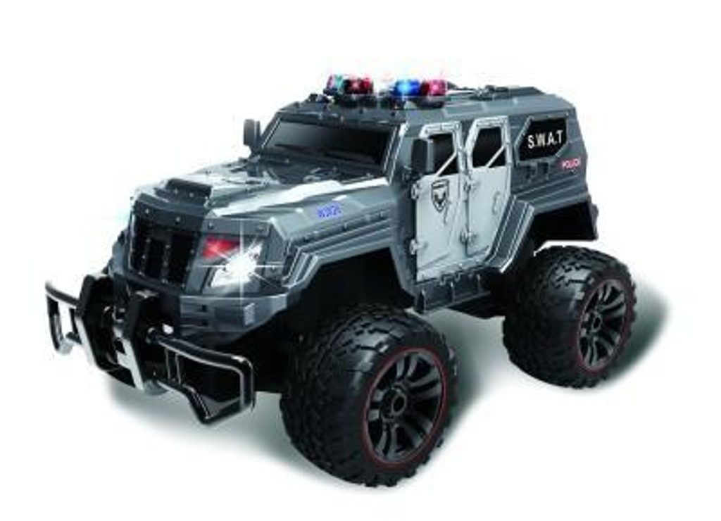 S.W.A.T. Police Pioneer RC, WIKY, 110741