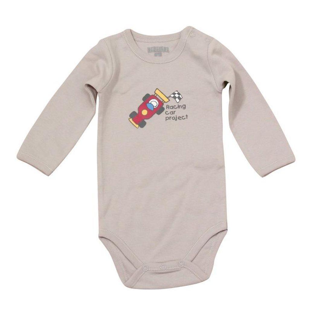 Body kojenecké šedá, Pidilidi, PD796 - 80/86