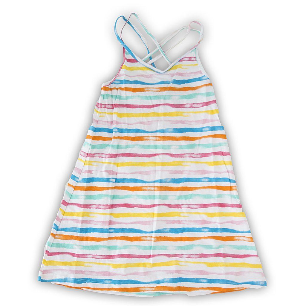 Šaty dívčí na ramínka, Minoti, sunbleach 8, holka - 152/158