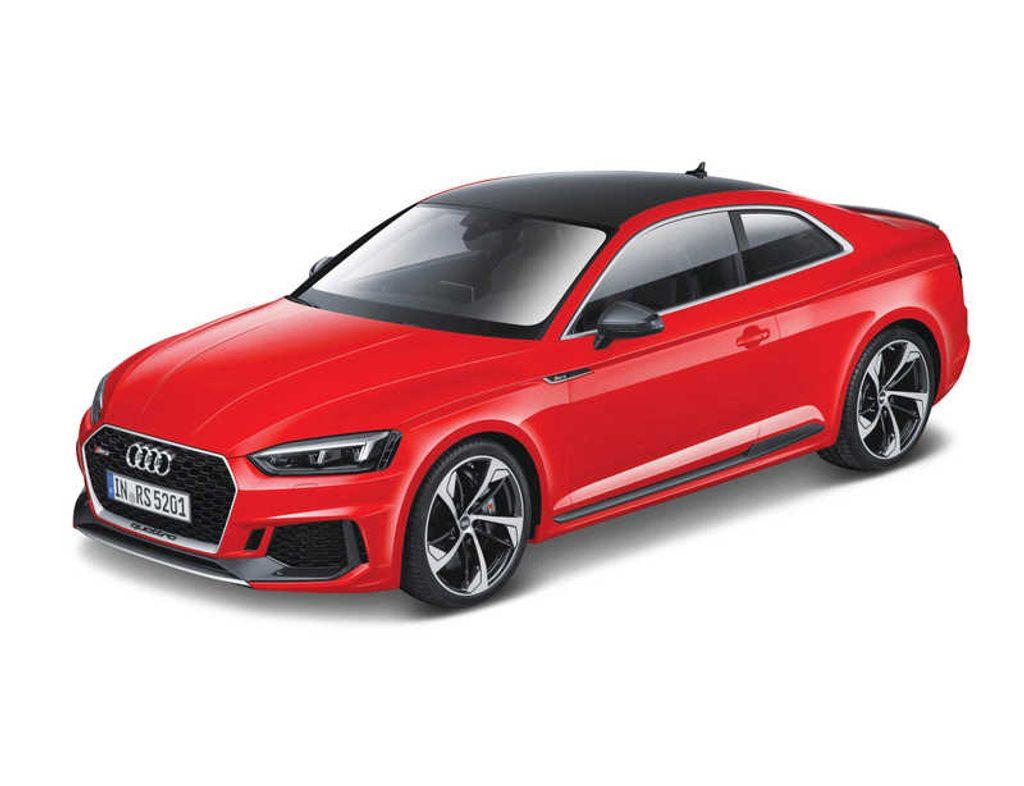 Model Audi RS 5 Coupe, 1:24, Bburago, W004301