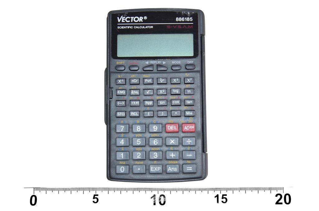 Kalkulačka vědecká VECTOR, Vector, W886185