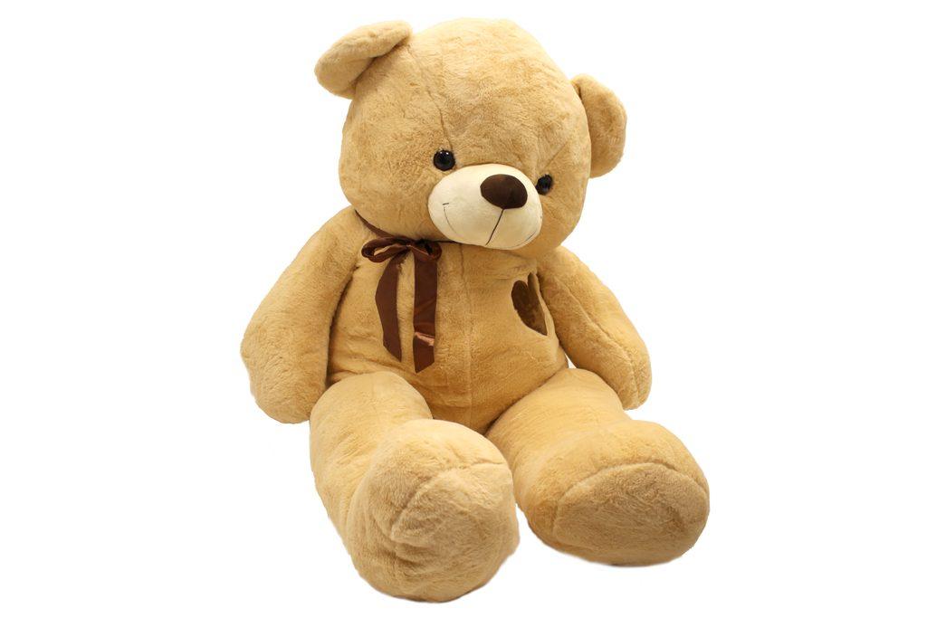 Obří plyšový medvěd 160 cm, Wiky, W052740