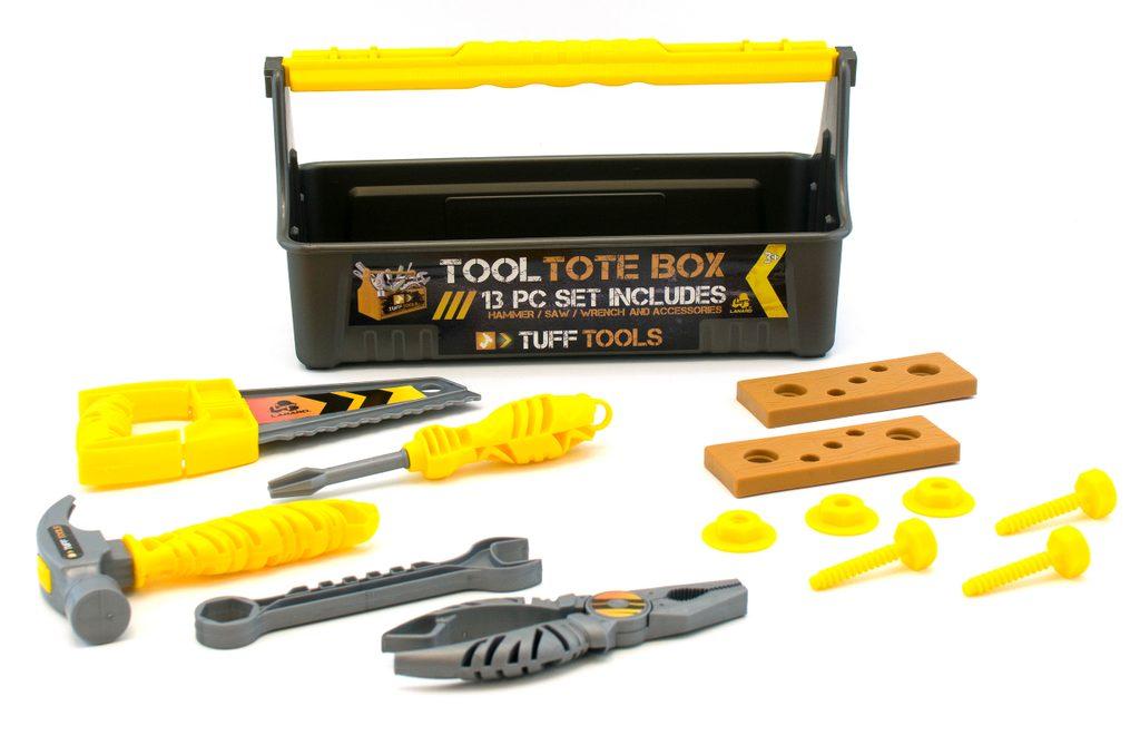 Nářadí v kufříku, Tuff Tools, W282403