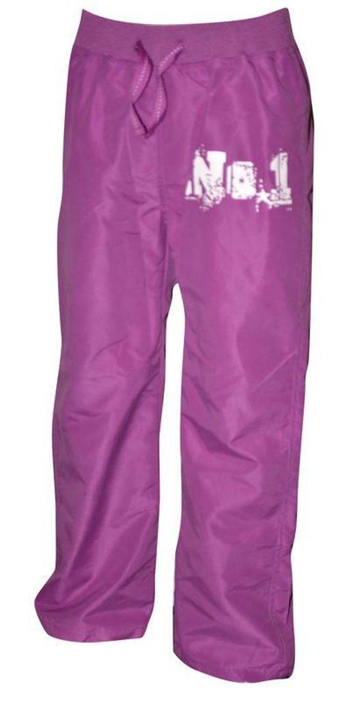 kalhoty sportovní, Pidilidi, PD712, fuchsia - 146