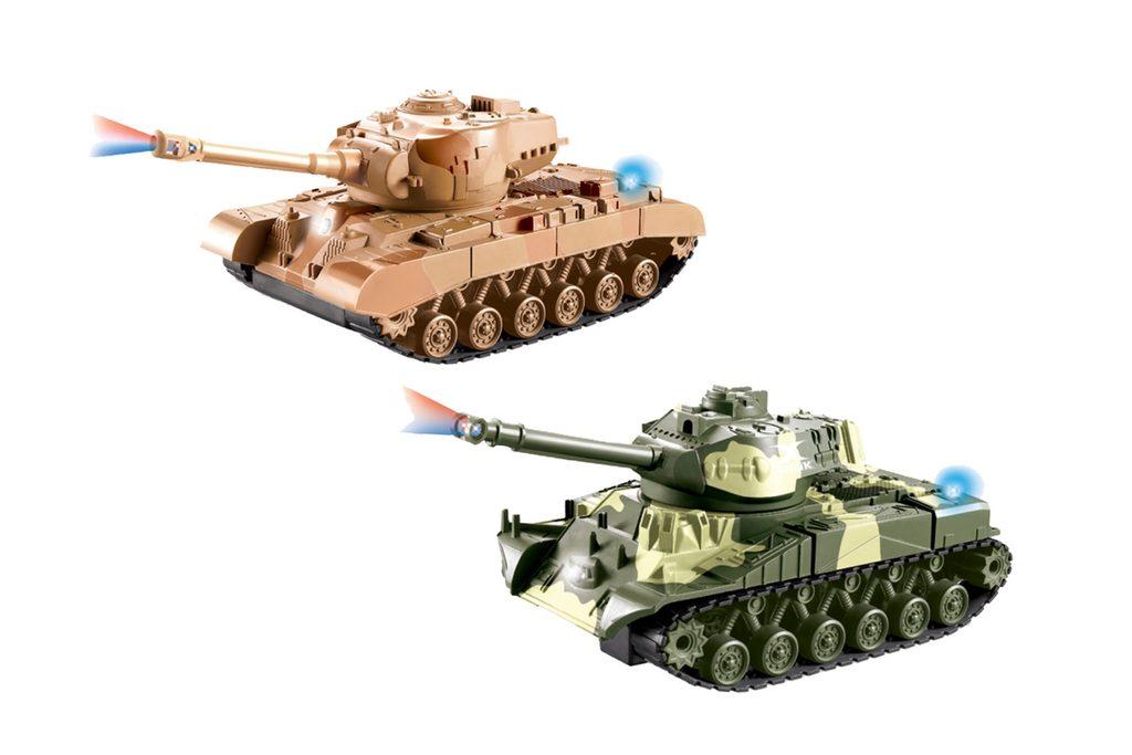 RC Tank na ovládání 21 cm, Wiky, W111333