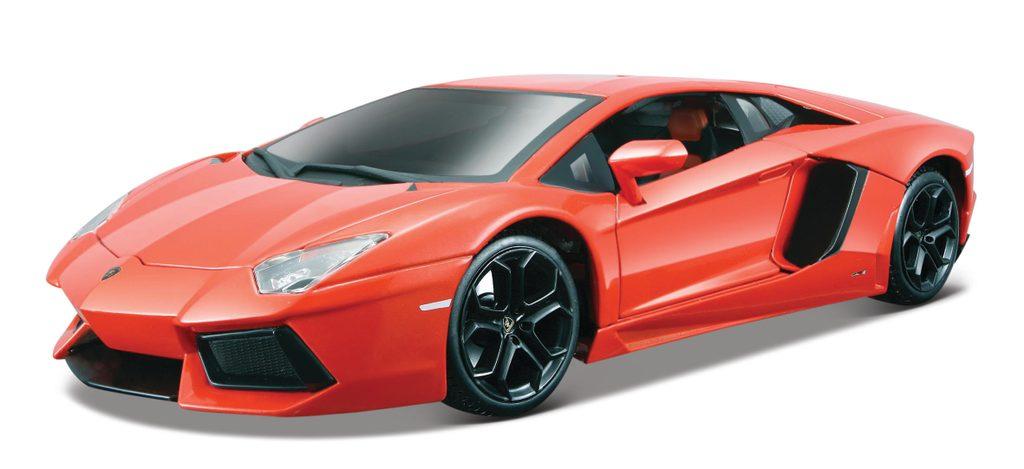 Bburago Lamborghini Aventador 1:18, Bburago, W102455