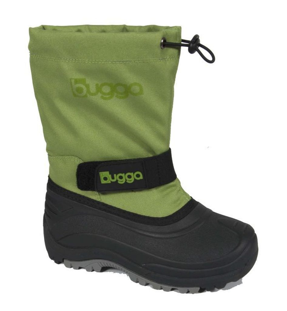 sněhule dětská KMK, Bugga, B040, zelená - 26