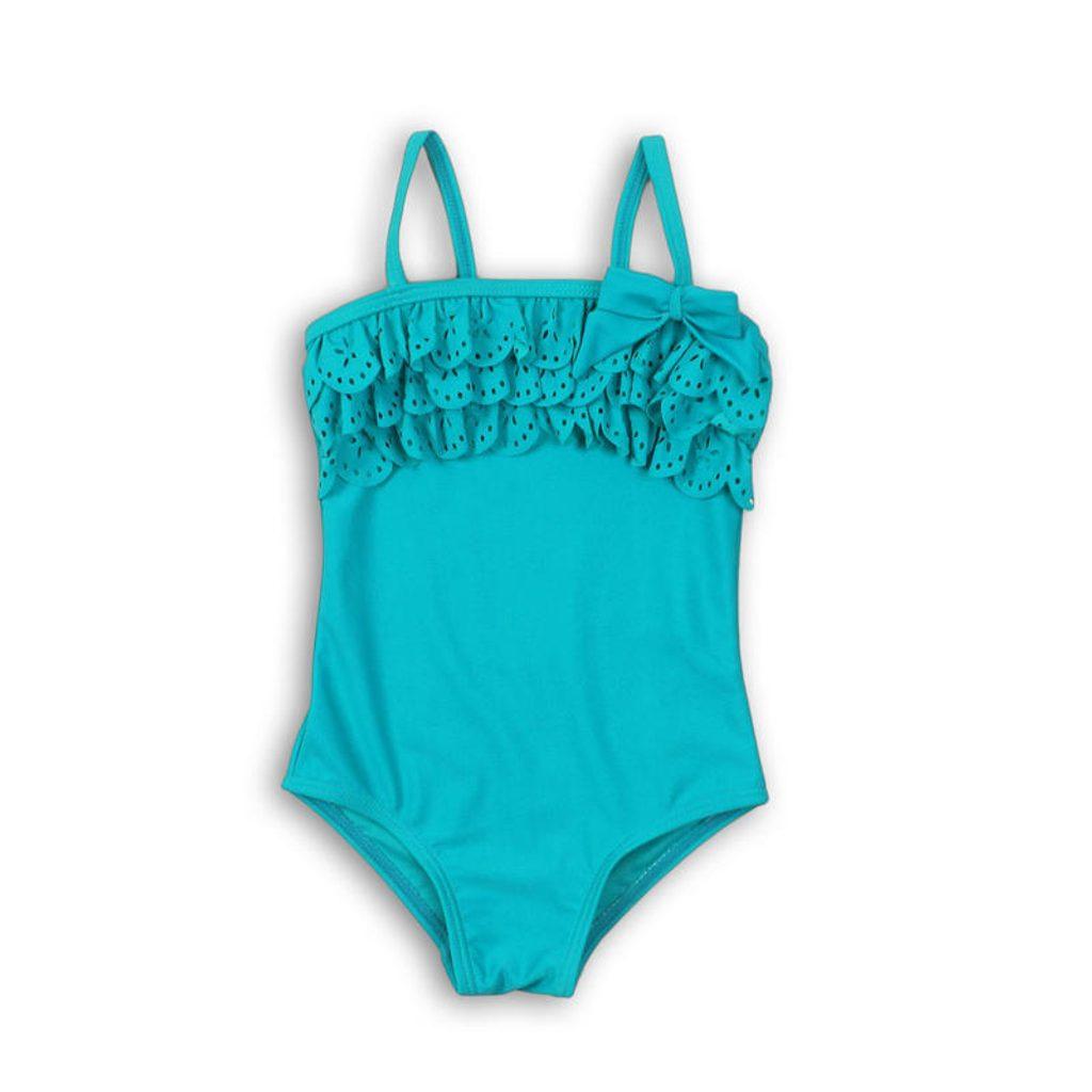 Plavky dívčí jednodílné, Minoti, SWIM 7, holka - 86/92
