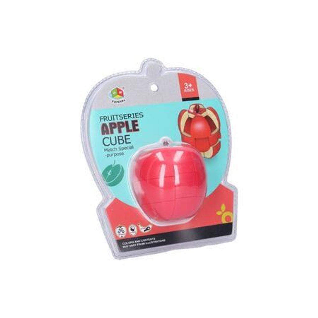 Jablko hlavolam 7,5x8 cm, Wiky, W007656