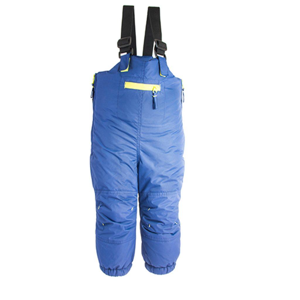kalhoty chlapecké zimní, Pidilidi, PD1083-04, modrá - 98