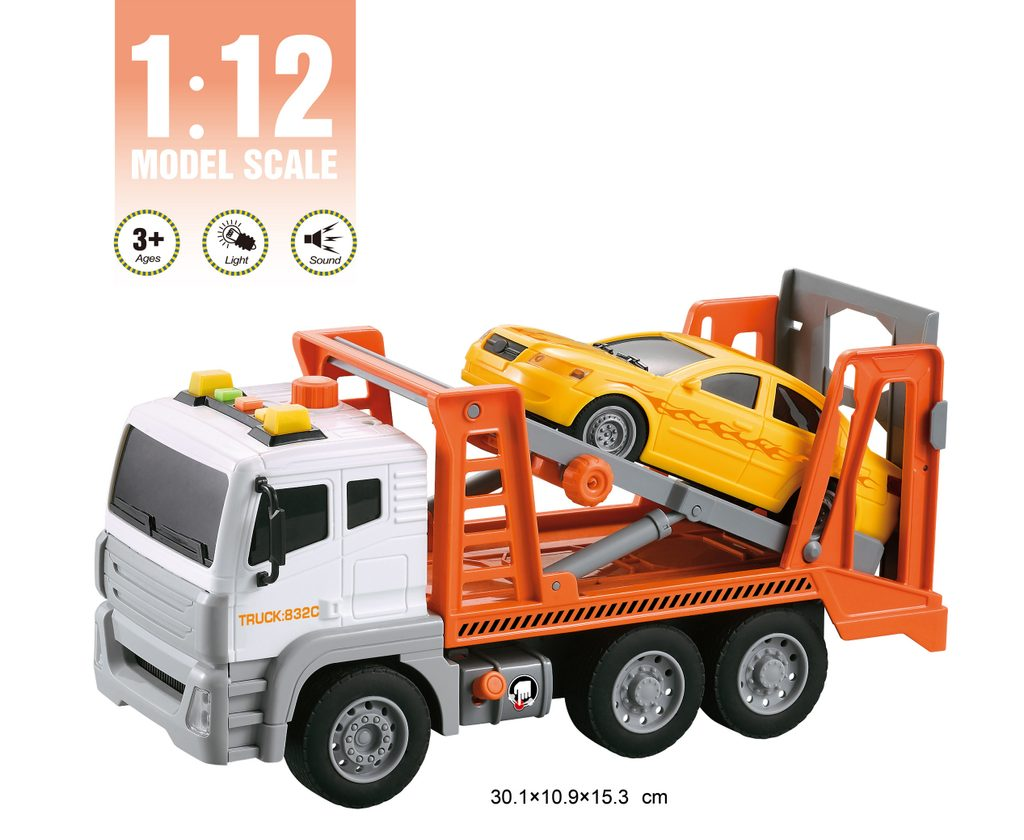 Odtahová služba, 30 cm, Wiky Vehicles, W006730