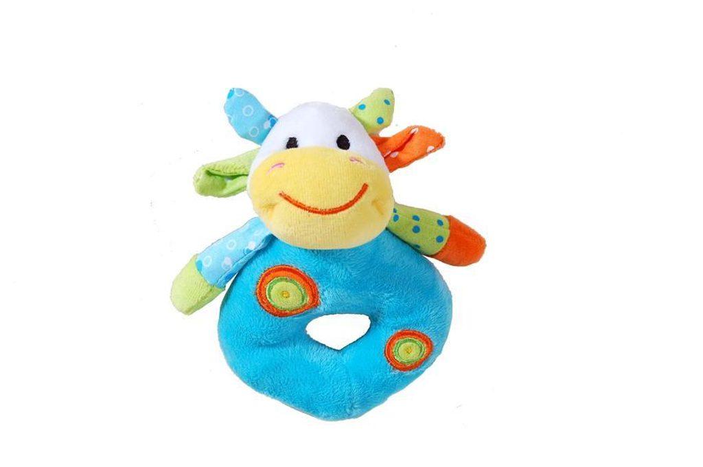 Baby chrastítko, Pidilidi, 5008, modrá