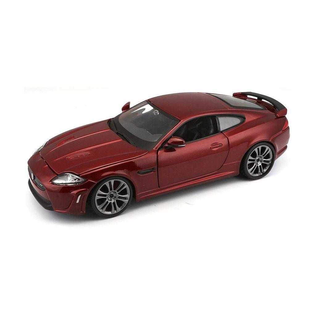 Jaguar XKR-S 1:24 kovový 20 cm, Bburago, W004366