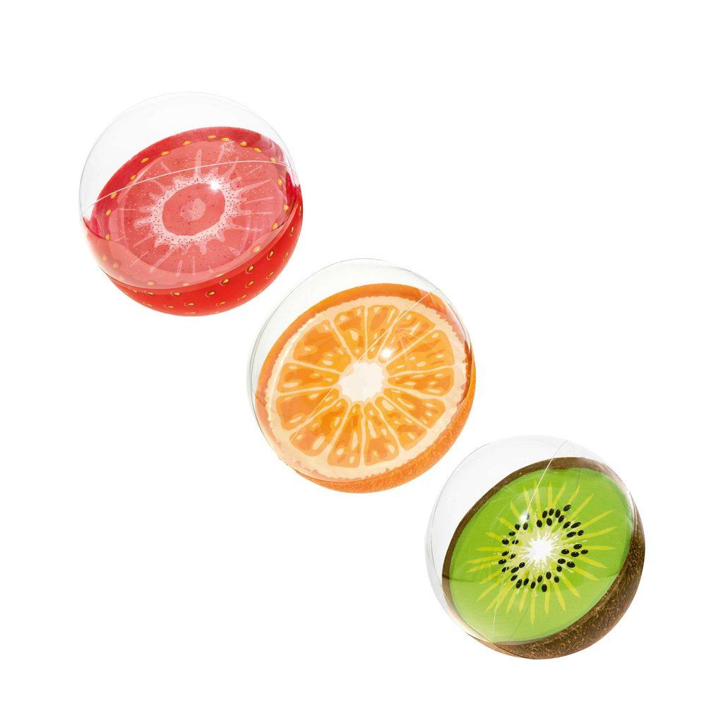 Plážový míč, ovoce, 46 cm, Bestway, W004654