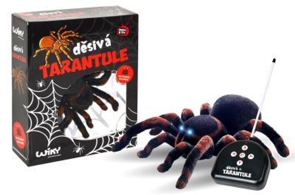 Děsivá tarantule RC, WIKY, 280100