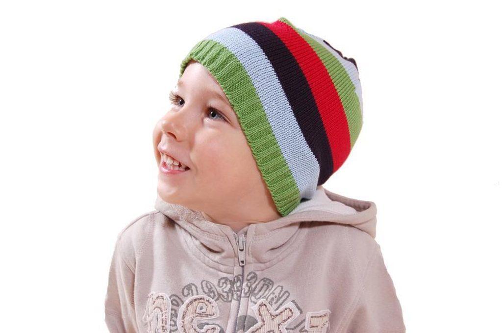 čepice pletená, Bugga, PD613, kluk - 98