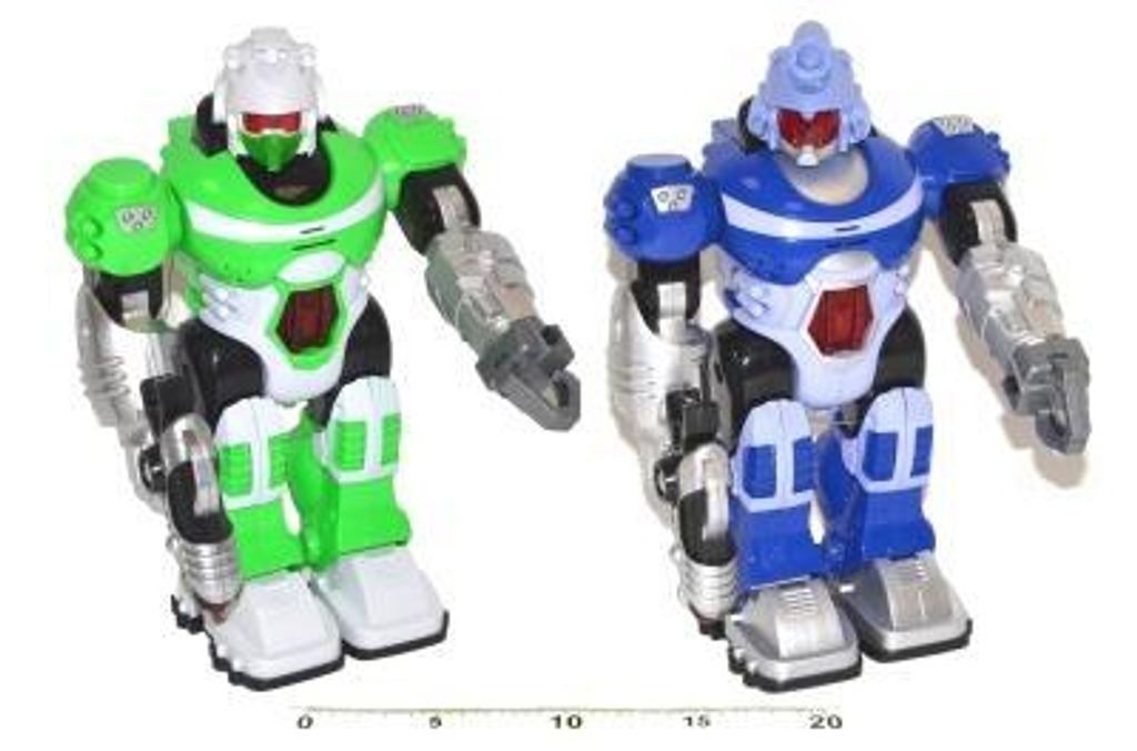 Robot Android na baterie, WIKY, 111083