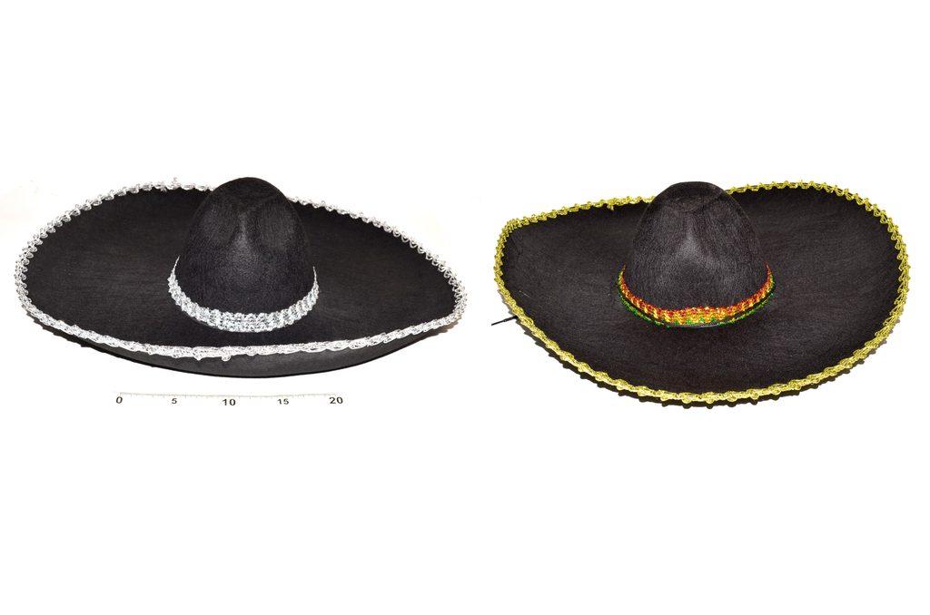 Klobouk mexický, Wiky, W880296