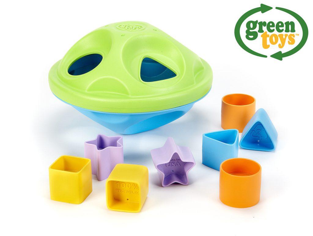 Green Toys Vkládačka, Green Toys, W009309