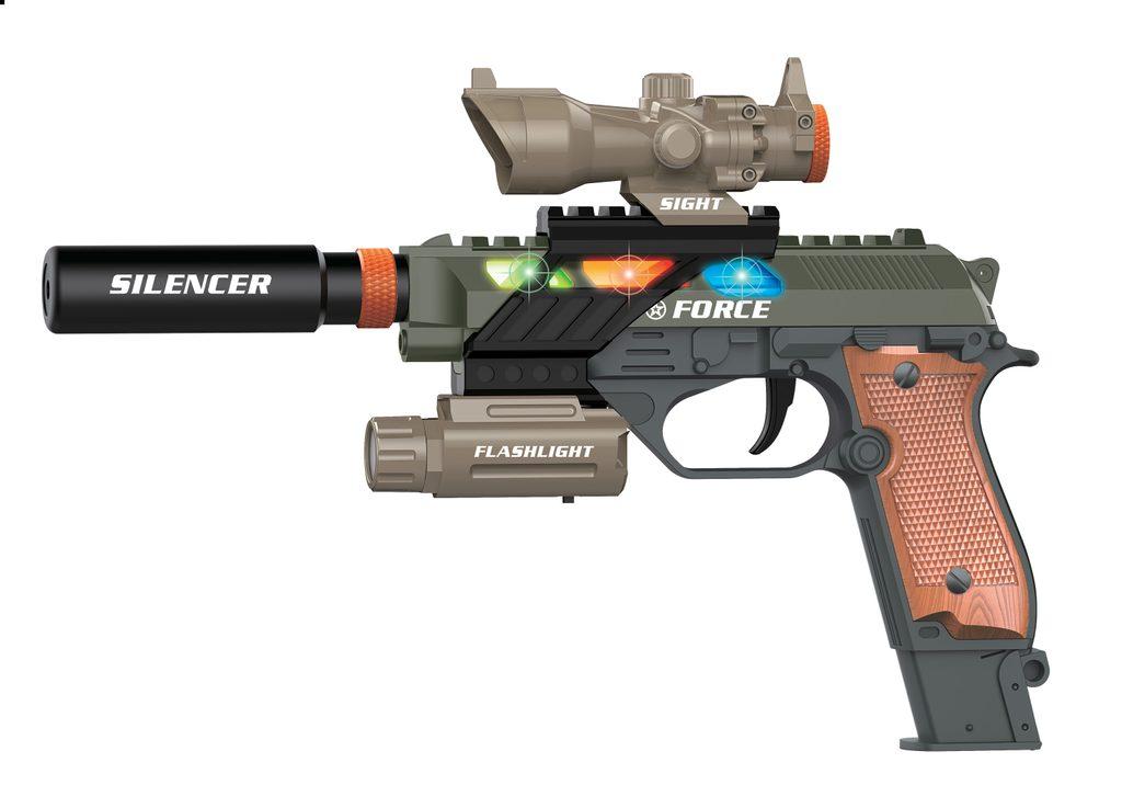 Pistole set 23 cm, Wiky, W111475