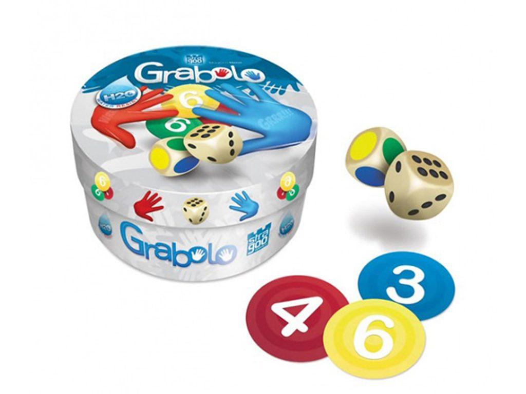 Postřehová hra GRABOLO, Stragoo games, W040208