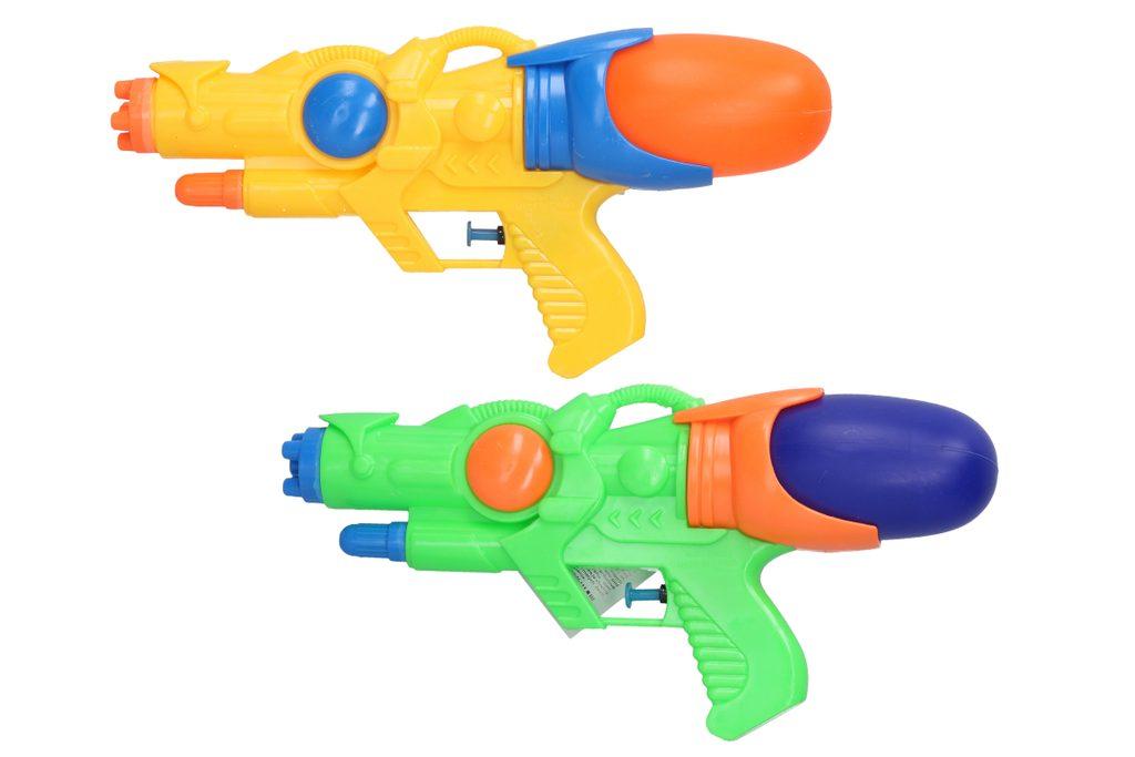 Vodní pistole 28cm /2 druhy, Wiky, W118178