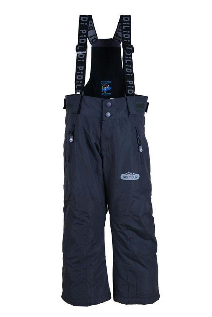 kalhoty zimní lyžařské, Pidilidi, PD1008-09, šedá - 104