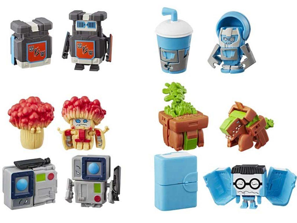 TRA BotBots Blind box překvapení, Hasbro Transformers, W700715