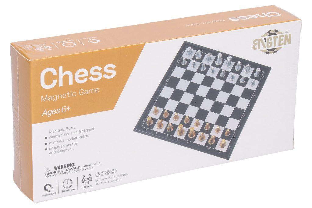Šachy magnetické 20x20 cm, Wiky, W005248