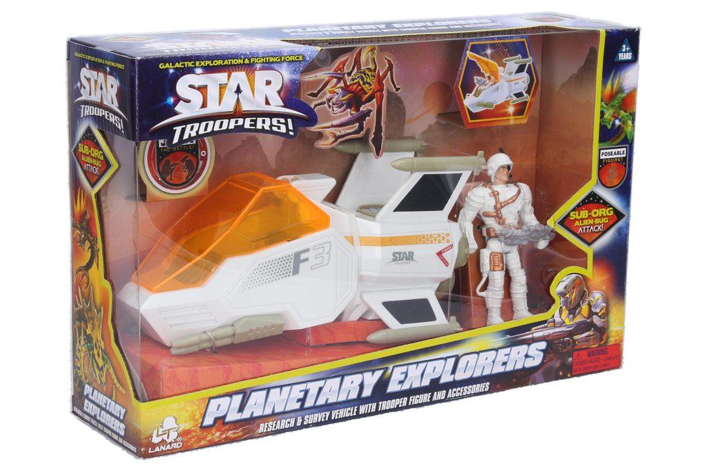 Star Troopers bojová vozidla, Star Troopers, W007466