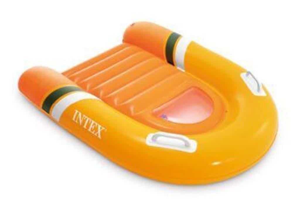 Nafukovací surf s držadly, INTEX, W010580