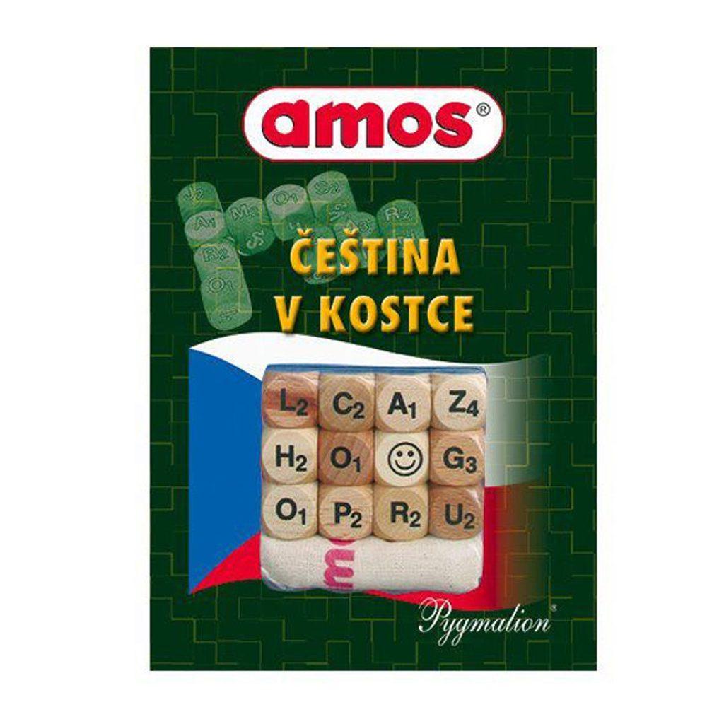 Amos - Čeština v kostce, Wiky, W571024