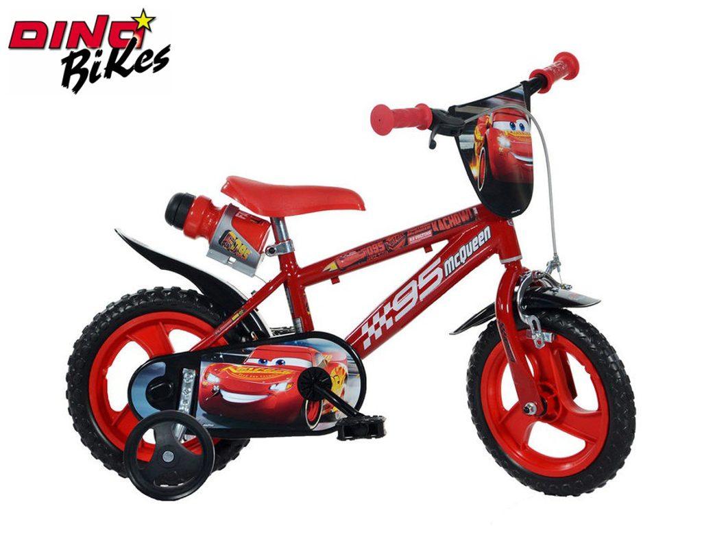 Dětské kolo Cars, Dino Bikes, W012695
