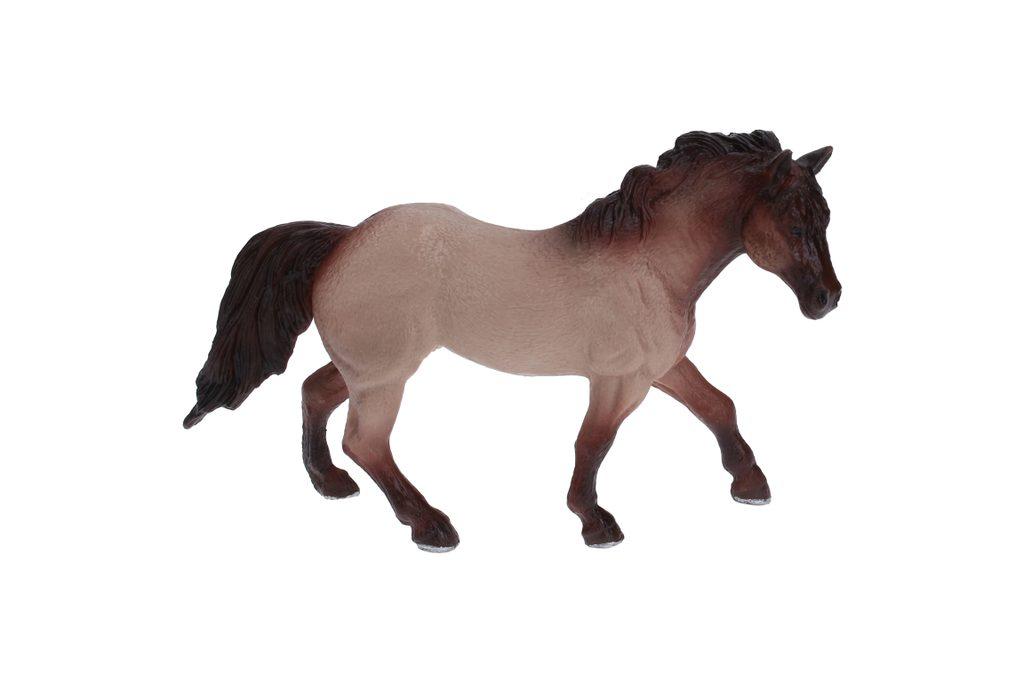 D - Figurka Kůň 15,5 cm, Atlas, W101906