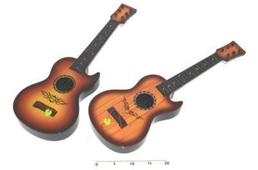 Kytara trsátko 59 cm, WIKY, 116971