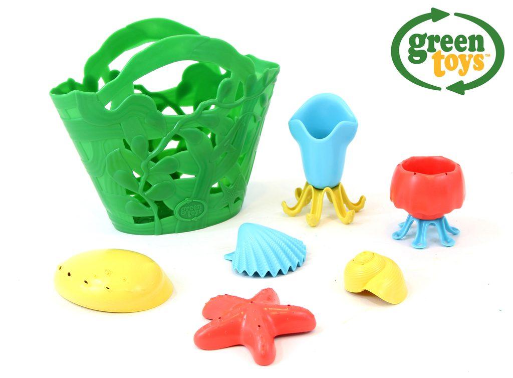 Green Toys Set do vany, Green Toys, W009305