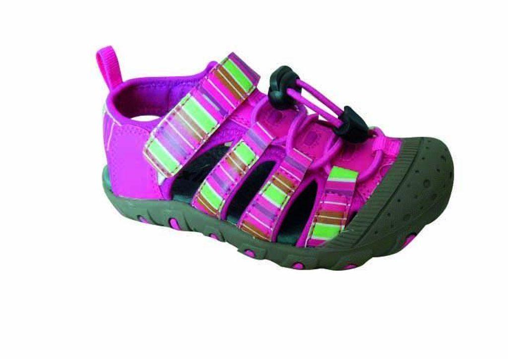 sandály dívčí, Bugga, B016, růžová - 34