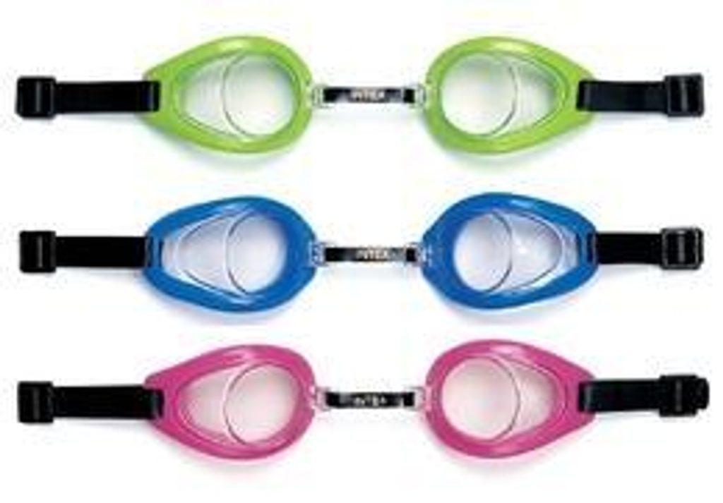 Plavecké brýle  PLAY, INTEX, 155602