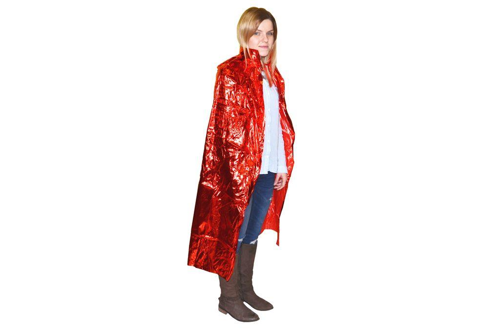 Plášť červený, Wiky, W880349