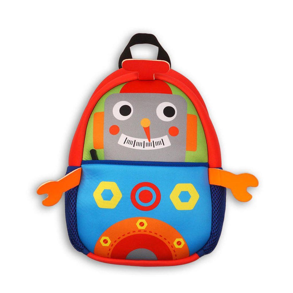 Batoh robot, Minoti, BAG 2, kluk