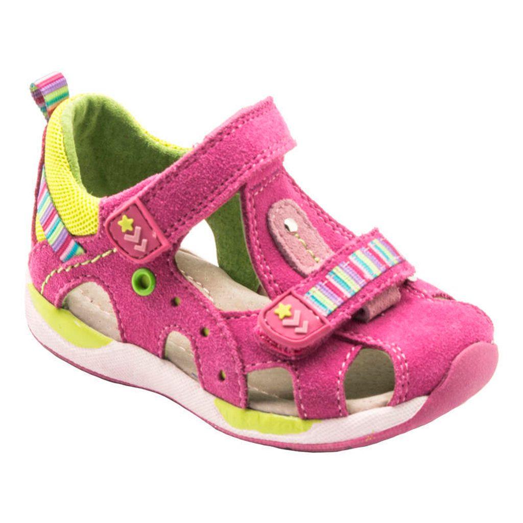 dětské sandály, Bugga, B00152-03, růžová - 26