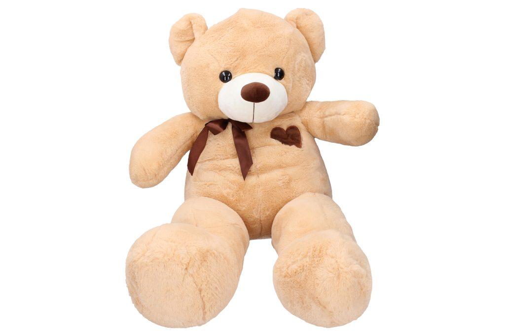 Velký plyšový medvěd 100 cm, Wiky, W052739