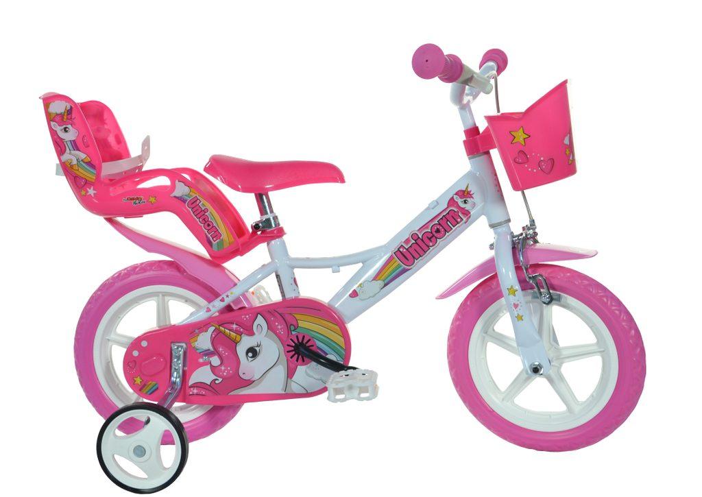Dětské kolo Jednorožec, Dino Bikes, W012703