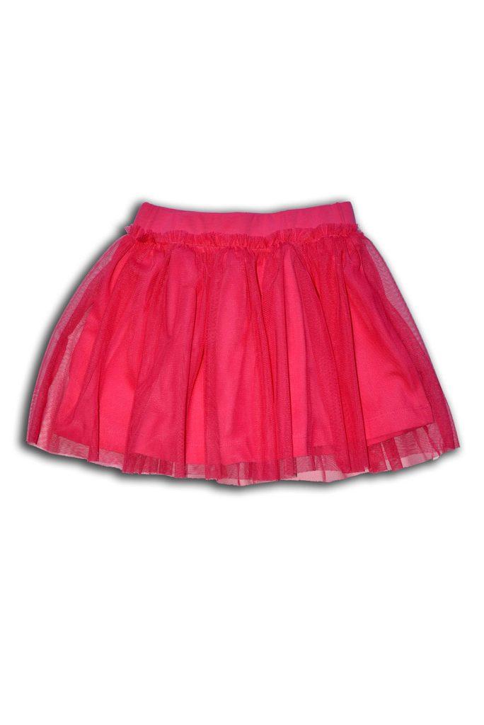 sukně dívčí, Wendee, OZKB17196-0, růžová - 98