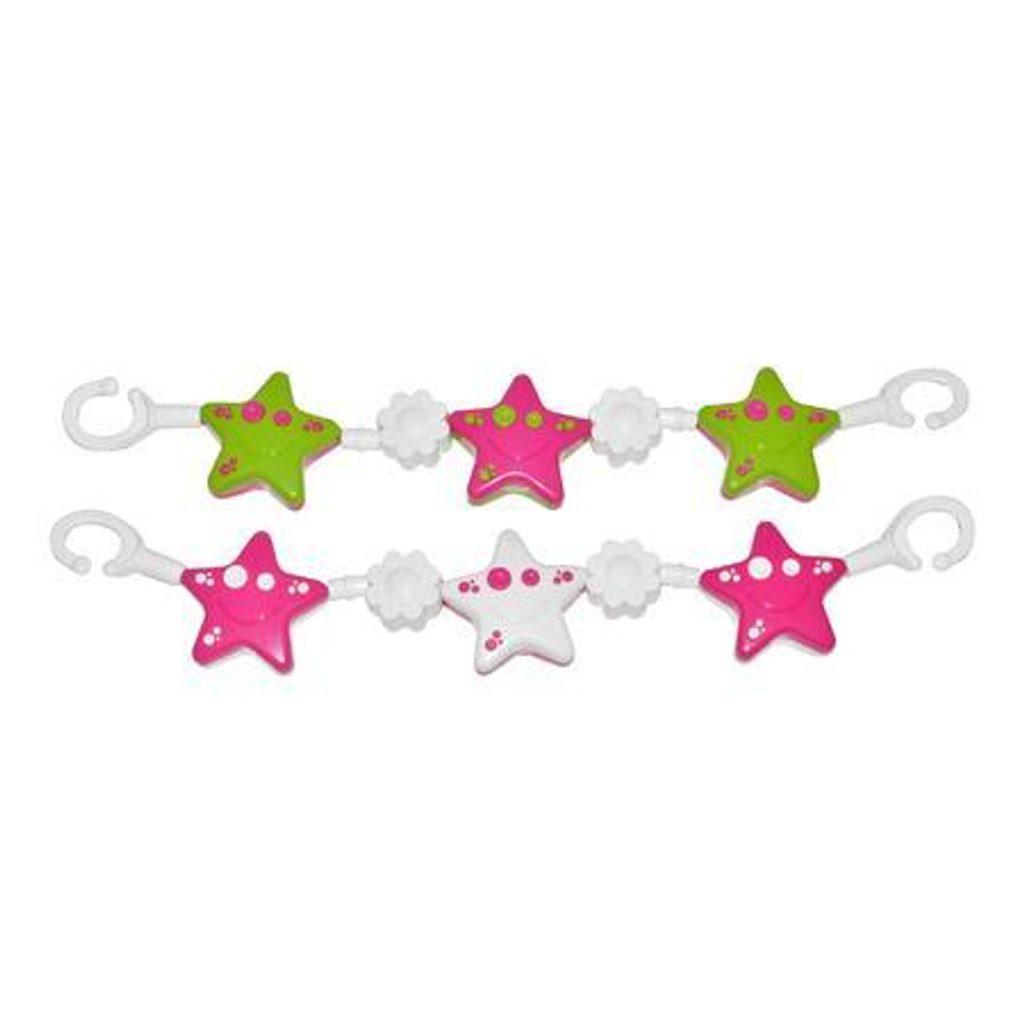 Řetěz na kočárek hvězdy, Profibaby, W105170