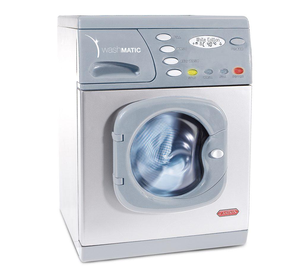 Automatická pračka s funkcemi 30x21,5x23 cm, Casdon, W008584
