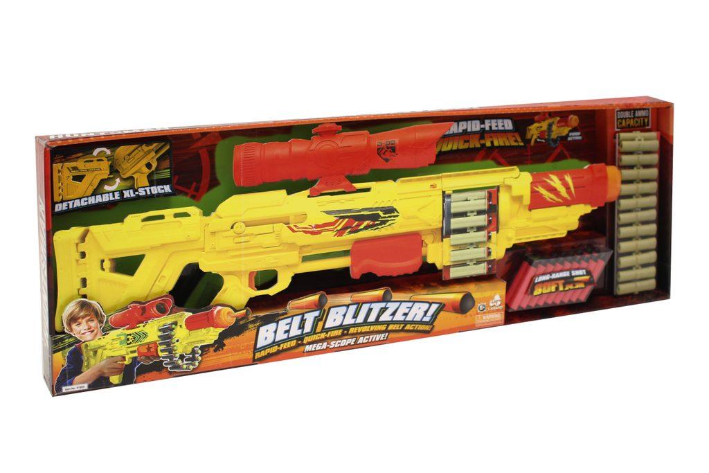 Odstřelovací puška s pásem, Huntsman, W007459