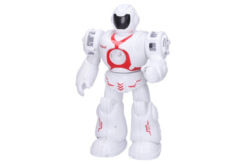 Robot York s otáčecím tělem a efekty 27 cm, Wiky, W008150