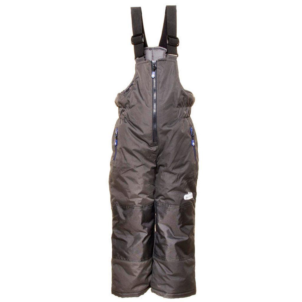 kalhoty lyžařské zimní chlapecké, Pidilidi, PD1047-06, šedá - 122
